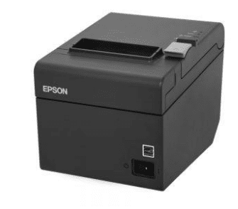 Epson TM-20II Dependable, low maintenance network thermal receipt printer Image
