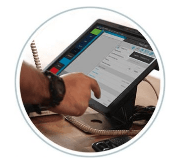 HRPOS Integrated Phone System